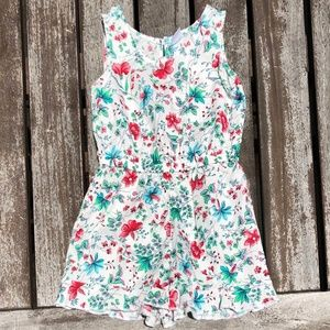 Baby Gap Floral Romper Playsuit